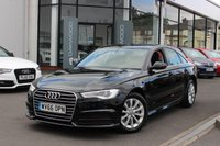 USED 2016 66 AUDI A6 SALOON 3.0 TDI V6 268 BHP SE Executive S Tronic quattro (s/s) 4dr