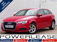 USED 2016 66 AUDI A3 1.6 TDI SE 5d 109 BHP FREE TAX FULL HISTORY 1 OWNER