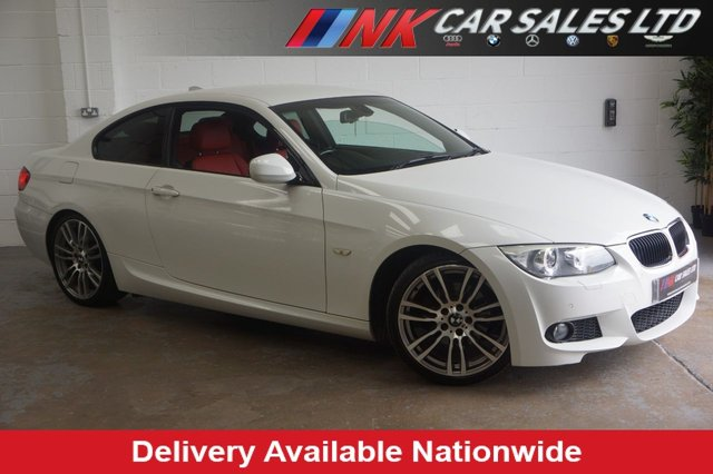 2010 60 BMW 3 SERIES 2.0 320D M SPORT 2d AUTO 181 SOLD TO DANN   FROM IRELAND