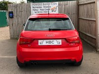 USED 2011 11 AUDI A1 1.4 TFSI SPORT 3d 122 BHP FINANCE DECISIONS IN 60 SECONDS...