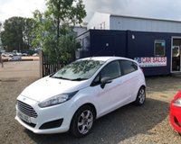 2013 FORD FIESTA 1.6 STYLE ECONETIC TDCI 5d 94 BHP £3995.00
