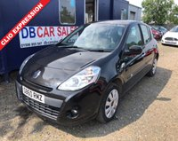 USED 2011 60 RENAULT CLIO 1.1 EXPRESSION 16V 5d 74 BHP NO DEPOSIT AVAILABLE, DRIVE AWAY TODAY!!