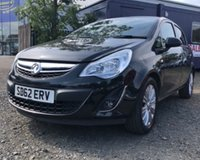 USED 2012 62 VAUXHALL CORSA 1.2 SE 5d 83 BHP NO DEPOSIT AVAILABLE, DRIVE AWAY TODAY!!