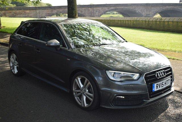 Used Audi A3 Cars In Preston From Rydal Motors Preston Ltd