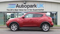 USED 2011 61 NISSAN JUKE 1.6 ACENTA SPORT 5d 117 BHP 0% FINANCE AVAILABLE ON THIS CAR - ENDS 31ST AUGUST! APPLY NOW!!