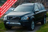 """USED 2011 11 VOLVO XC90 2.4 D5 (200 BHP) EXECUTIVE AWD GEARTRONIC AUTO 7 SEATS 19""""+PARK AID+S/ROOF+PARKING AID+NAV+LEATHER+7 SEATS"""