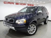 2011 VOLVO XC90 2.4 D5 (200 BHP) EXECUTIVE AWD GEARTRONIC AUTO 7 SEATS £10990.00