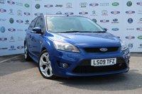 2009 FORD FOCUS 2.5 ST-3 3d 223 BHP £7200.00
