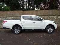 USED 2016 65 MITSUBISHI L200 2.4 DI-D 4X4 WARRIOR 1d 178 BHP DOUBLE CAB PICK UP
