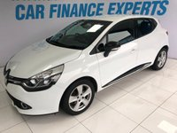 USED 2016 16 RENAULT CLIO 1.5 DYNAMIQUE MEDIANAV ENERGY DCI S/S 5d 90 BHP