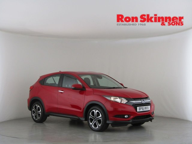 View our 2016 16 HONDA HR-V 1.6 I-DTEC SE NAVI 5d 118 BHP