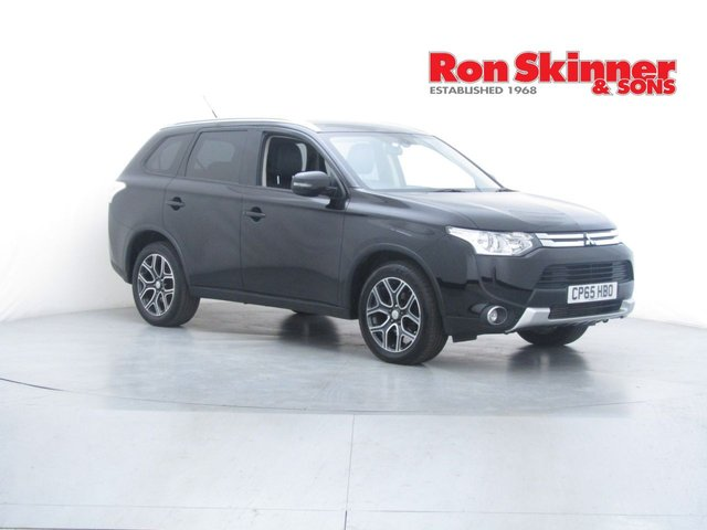 View our 2015 65 MITSUBISHI OUTLANDER 2.3 DI-D GX 3 5d 147 BHP