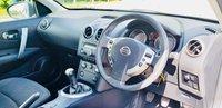 USED 2009 58 NISSAN QASHQAI 1.6 ACENTA 5d MANUAL 112 BHP