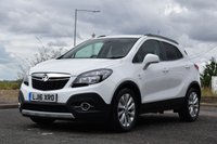 2016 VAUXHALL MOKKA 1.4 SE 5d AUTO 138 BHP £10878.00