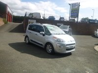 USED 2013 T CITROEN C3 PICASSO 1.6 PICASSO EXCLUSIVE HDI 5d 91 BHP