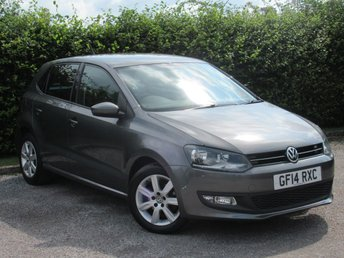 2014 VOLKSWAGEN POLO 1.2 MATCH EDITION 5d £5750.00