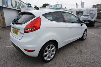 2011 FORD FIESTA 1.2 ZETEC EDITION 3DR ( AIR CON ) £3989.00