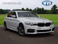 2018 BMW 5 SERIES 2.0 520I M SPORT 4d AUTO 181 BHP £24599.00