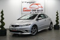 Used HONDA CIVIC for sale in Newport