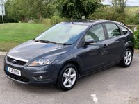USED 2011 11 FORD FOCUS 1.6 ZETEC 5d 99 BHP Good Service History, Air Con, Clean And Tidy Example.