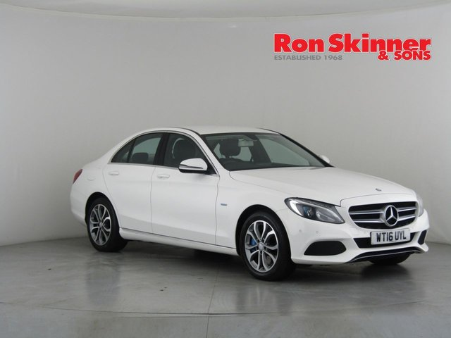 View our 2016 16 MERCEDES-BENZ C-CLASS 2.0 C350 E SPORT 4d AUTO 208 BHP