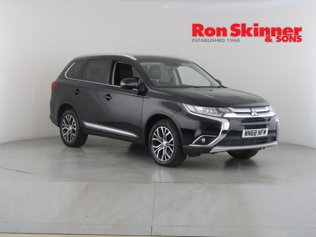 View our 2018 68 MITSUBISHI OUTLANDER 2.3 DI-D JURO 5d 147 BHP