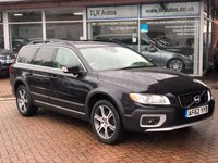 USED 2012 62 VOLVO XC70 2.4 D5 SE LUX AWD 5d 212 BHP Free MOT for Life