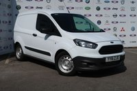 2016 FORD TRANSIT COURIER 1.5 BASE TDCI 1d 74 BHP £5995.00