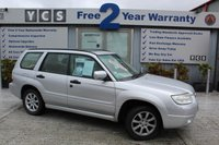 USED 2006 06 SUBARU FORESTER 2.0 XE 5d AUTO 158 BHP (FREE 2 YEAR WARRANTY)