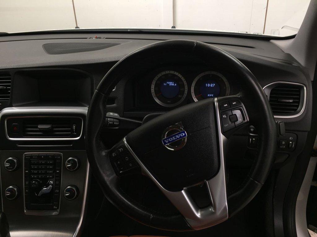 2011 Volvo S60 D3 SE £6,995