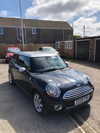 USED 2009 09 MINI CLUBMAN 1.6 COOPER 5d 118 BHP