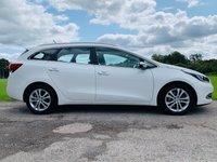 USED 2014 64 KIA CEED 1.6 CRDI 2 5d AUTO 126 BHP