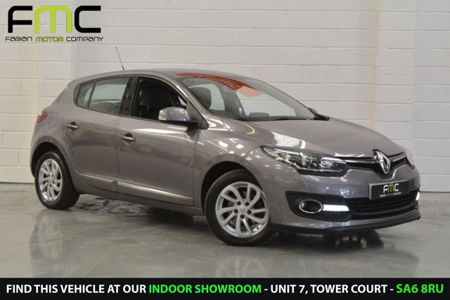 2014 64 RENAULT MEGANE 1.5dCi ENERGY ( s/s ) Dynamique Tom Tom *Sat Nav - Leather