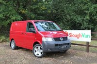 USED 2008 58 VOLKSWAGEN TRANSPORTER T28/174 SWB 2.5 TDI AIR CON TAILGATE AIR CONDITIONING, TAILGATE, HEATED SEATS