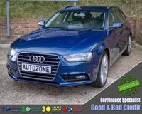 2015 AUDI A4 2.0 AVANT TDI SE TECHNIK 5d AUTO 148 BHP £12495.00