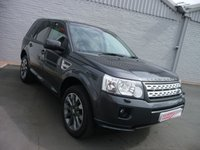 USED 2011 11 LAND ROVER FREELANDER 2.2 SD4 HSE AUTO 190