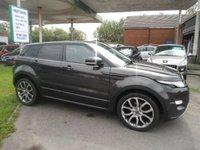 2013 LAND ROVER RANGE ROVER EVOQUE 2.2 SD4 DYNAMIC 5d AUTO 190 BHP £18995.00