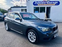 USED 2012 62 BMW X1 2.0 XDRIVE18D SPORT 5d AUTO 141 BHP Low Miles, 2 Keepers, Great Spec, 12 Months MOT