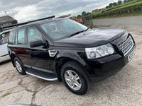 USED 2008 08 LAND ROVER FREELANDER 2.2 TD4 S 5d 159 BHP MD08APF 2008 LAND ROVER FREELANDER 2 2.2 TD4 S 5 DOOR 4x4 SUV 160 BHP DIESEL TOW BAR JUST SERVICED & NEW TIMING BELT WARRANTY & FINANCE AVAILABLE
