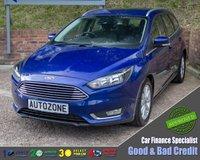 2015 FORD FOCUS 2.0 TITANIUM TDCI 5d AUTO 148 BHP £9495.00