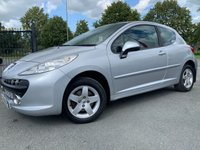 USED 2008 08 PEUGEOT 207 1.4 SPORT 3d 94 BHP Just Arrived in Stock Low Mileage