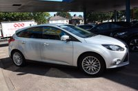 USED 2013 13 FORD FOCUS 1.0 ZETEC 5dr 124 BHP NEED FINANCE??? APPLY WITH US!!!