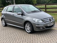 2009 MERCEDES-BENZ B CLASS 1.5 B160 BLUEEFFICIENCY SPORT 5d 95 BHP £3850.00