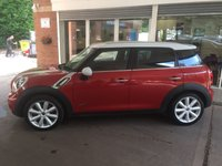 2013 MINI COUNTRYMAN 2.0 COOPER SD ALL4 5d AUTO 141 BHP £8975.00