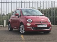 2016 FIAT 500 1.2 LOUNGE 3d 69 BHP ** PANORAMIC GLASS SUNROOF **  £SOLD