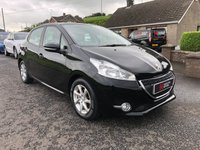 USED 2015 PEUGEOT 208 1.4 HDI ACTIVE DIESEL 5 DOOR, FREE TAX
