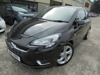 USED 2015 VAUXHALL CORSA 1.0T SRi VX Line Super Looking Car, No Deposit Necessary, Part Ex Welcomed