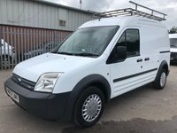 2007 FORD TRANSIT CONNECT T230 90PS LWB H/R FACELIFT **NO VAT** £1995.00
