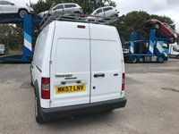 USED 2007 57 FORD TRANSIT CONNECT T230 90PS LWB H/R FACELIFT **NO VAT**