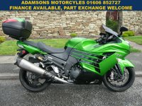 USED 2017 17 KAWASAKI ZZR 1400 FDFA SPECIAL EDIT 1441cc ZX 1400 JHF PERFORMANCE SPORT  Full Service History,One Owner,Great Condition,Top Spec